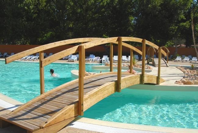 Camping beaus jour s rignan 34 avec piscine et acc s for Camping perros guirec avec piscine